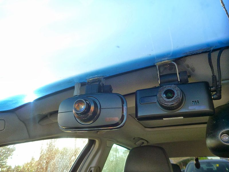 Dashcam footage and insurers