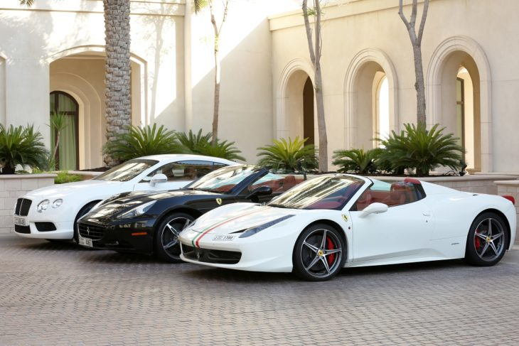 Make A Ride To Remember How To Rent A Supercar In Dubai Automotive Demand
